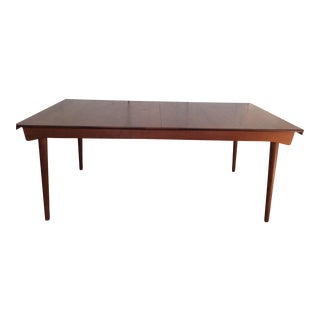 Finn Juhl Danish Modern Solid Teak Dining Table for France & Son