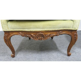 Louis XV Fruitwood Carved Club Chairs - a Pair Preview