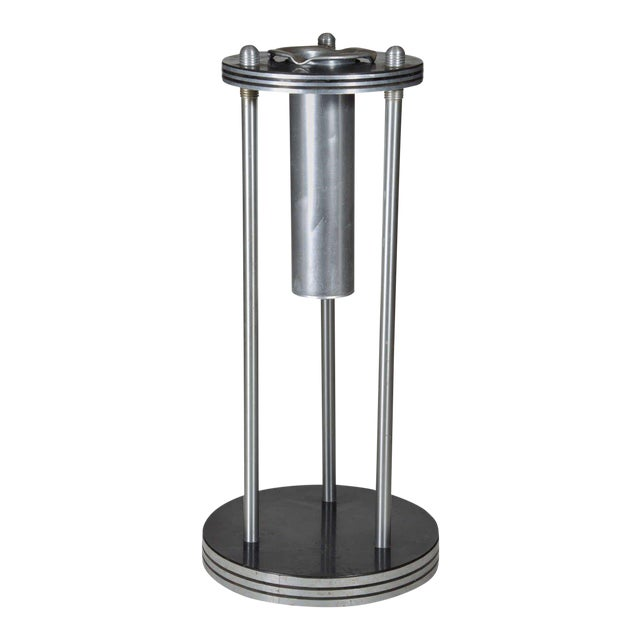 Warren McArthur machine age industrial design Smoke Stand For Sale