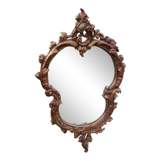 Louis XV French Rococo Mirror For Sale