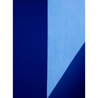"""""""Shades of Blue"""" Contemporary Minimalist Limited Edition Photograph by Daniel Holfeld For Sale"""