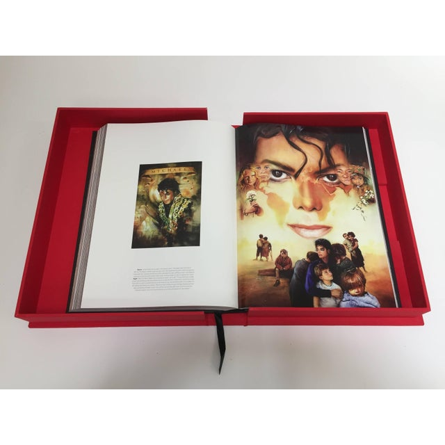 Late 20th Century Michael Jackson Opus Large Collector Table Book For Sale - Image 5 of 11