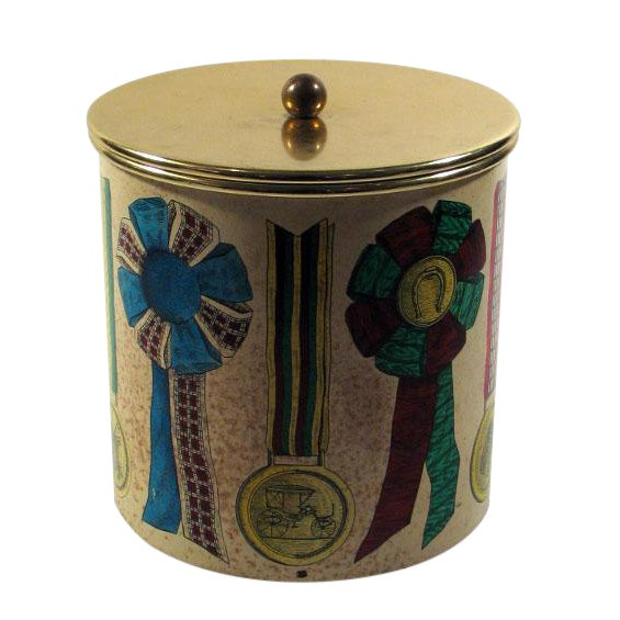 Fornasetti Ice Bucket For Sale