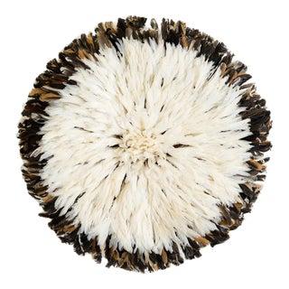 Brown & White Juju Hat