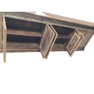 Antique Rustic Farmhouse Buffet or Sideboard Preview