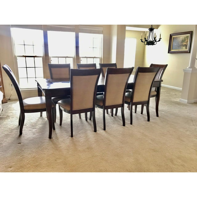Contemporary Dining Set For Sale In Baltimore - Image 6 of 13