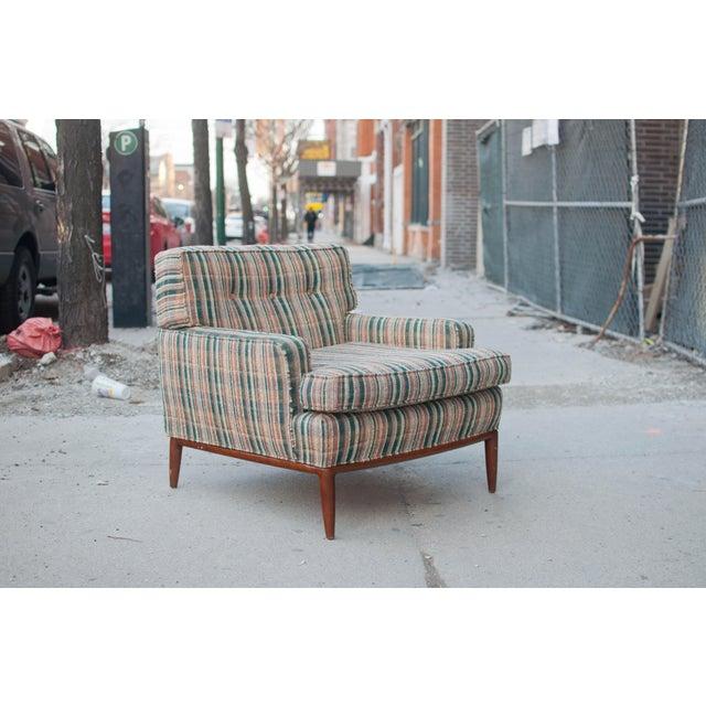 T. H. Robsjohn-Gibbings Attributed Club Chair - Image 2 of 6