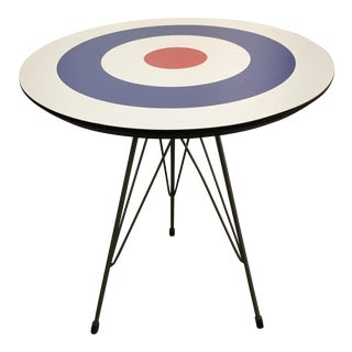 "Douglas Coupland ""Hockey Night in Canada"" Table"