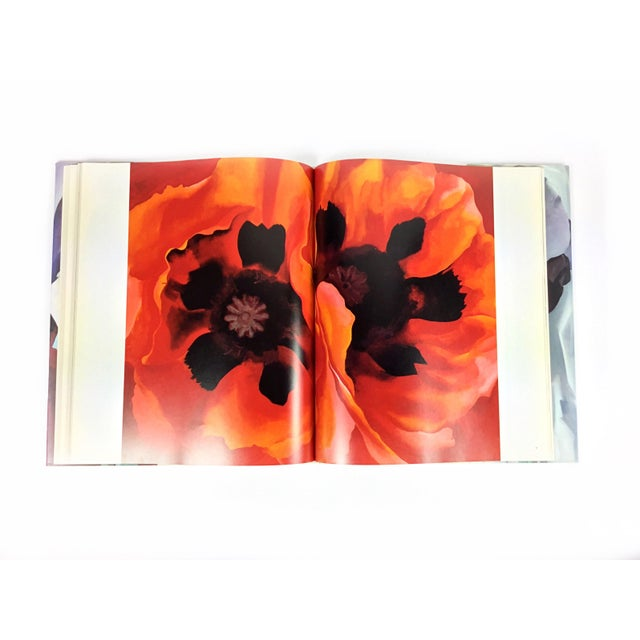"Georgia O'Keeffe Oversized Georgia O'Keeffe's ""One Hundred Flowers"" Coffee Table Book For Sale - Image 4 of 8"