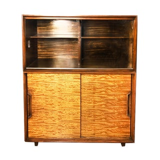 1950's Mid-Century Modern Milo Baughman for Drexel Hutch For Sale