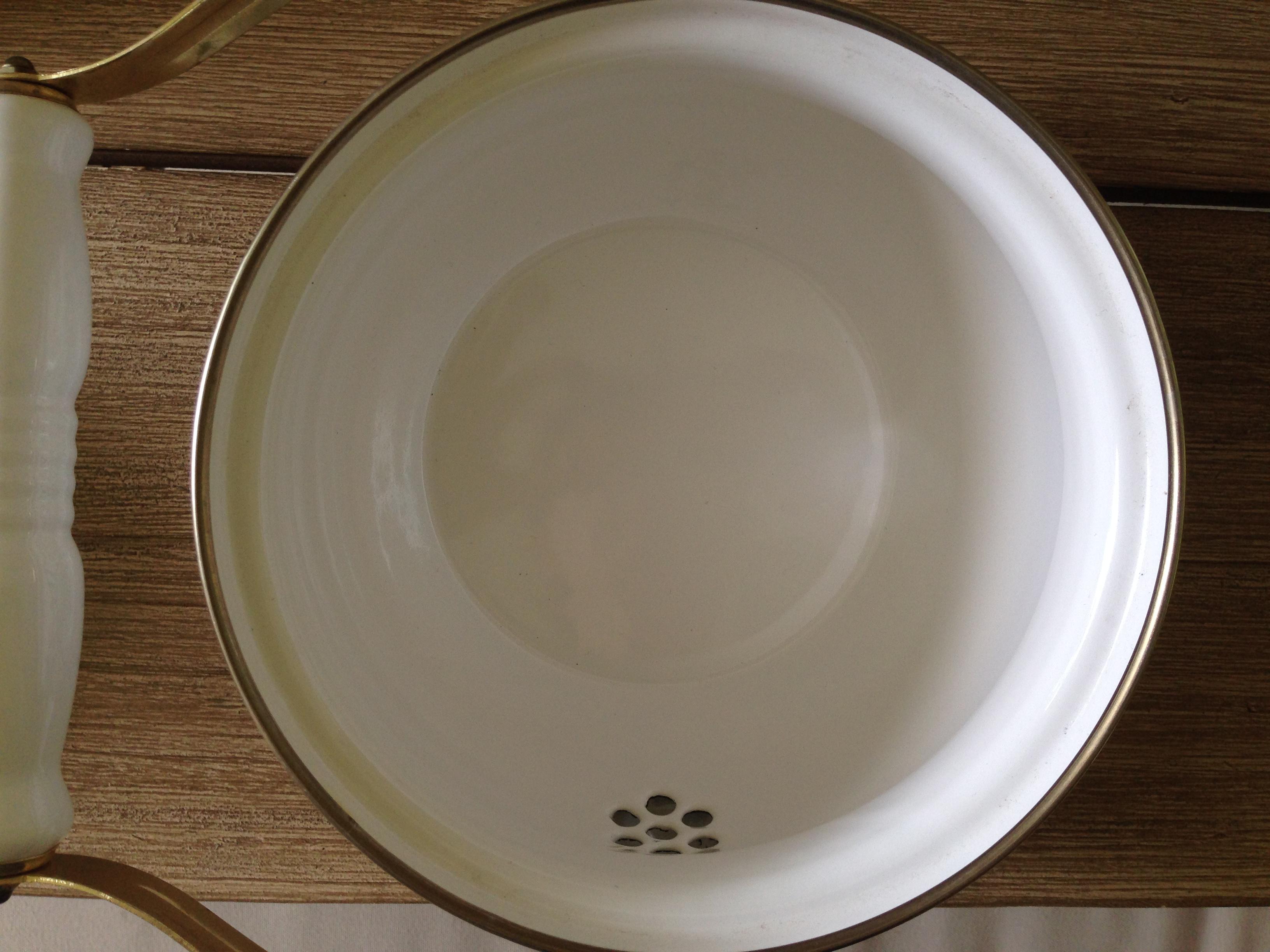 Toile Tabletop Unltd. New England Black Toile (Gamebirds) Tea Kettle - Image 10  sc 1 st  Chairish & Toile Tabletop Unltd. New England Black Toile (Gamebirds) Tea Kettle ...