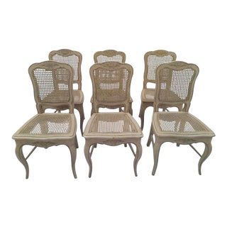 French Country Dining Chairs - Set of 6