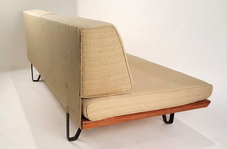 Wonderful California Modernist Convertible Daybed Sofa By Mel Bogart For Felmore    Image 2 Of 10