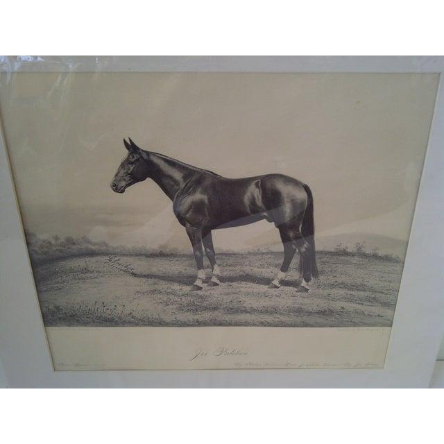 Traditional Joe Patchen Original Print Circa 1895 For Sale - Image 3 of 9