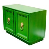 Image of 1960's Hollywood Regency Style Cabinet by Reitter Design Studio For Sale