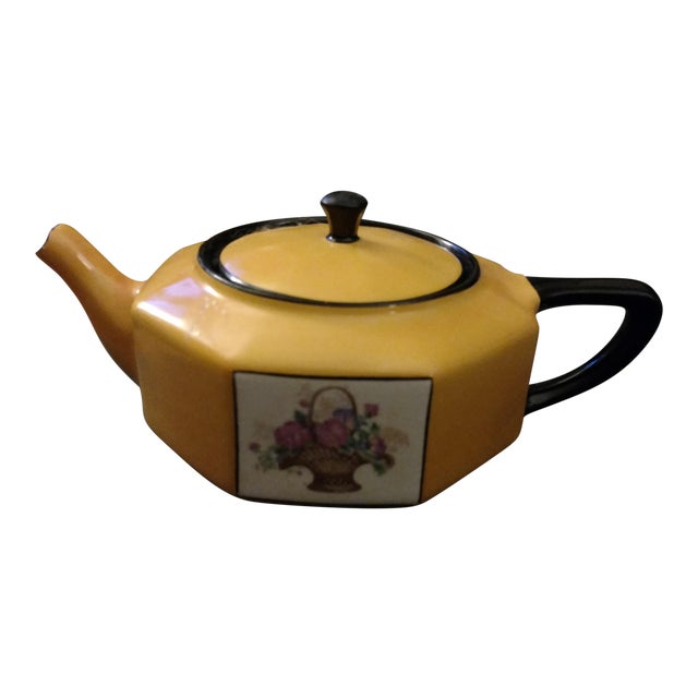 1957 Antique Steubenville China Teapot - Image 1 of 5