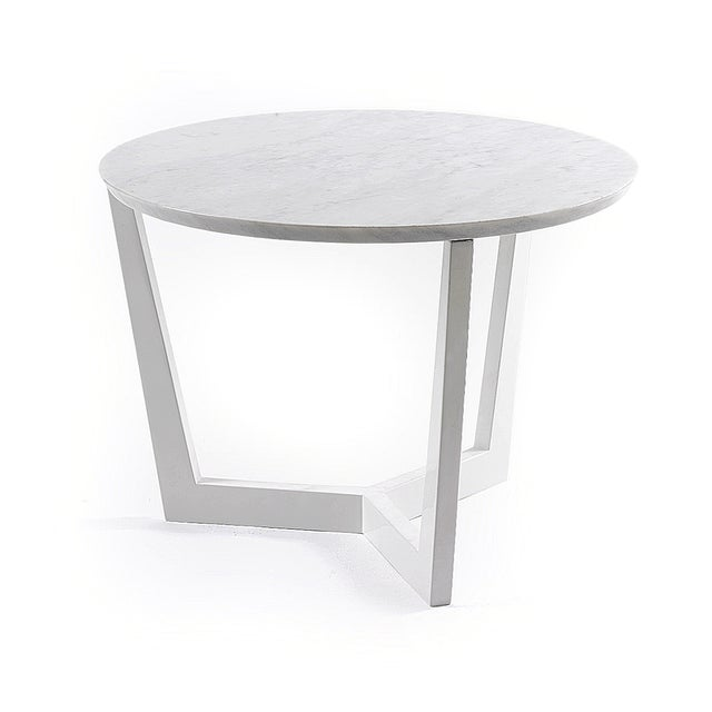 Modern Moma Side Table From Covet Paris For Sale - Image 3 of 3