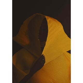 """Contemporary Photography, """"Little Yellow Riding Hood Series"""" by Douglas Condzo - 33x46.4"""" For Sale"""