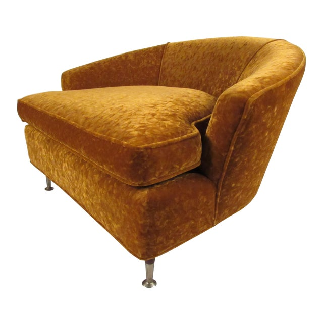 Adrian Pearsall Lounge Chair for Craft Associates For Sale