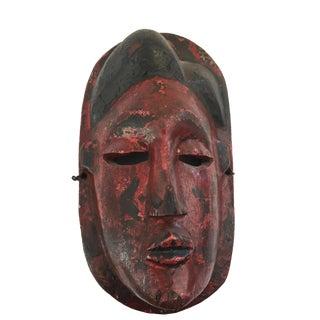 Old SmallL Igbo Mask Head Nigeria