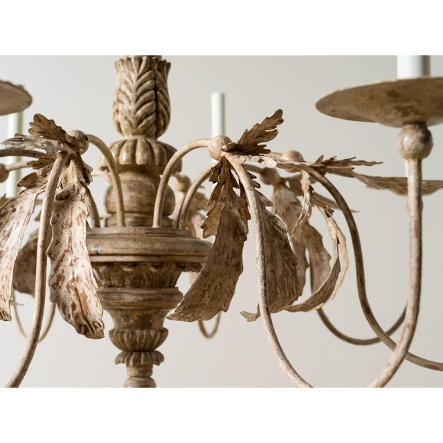 Visual Comfort Visual Comfort Savona Chandelier For Sale - Image 4 of 8