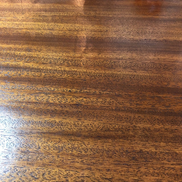 Wood Vintage Mahogany Chest of Drawers For Sale - Image 7 of 11