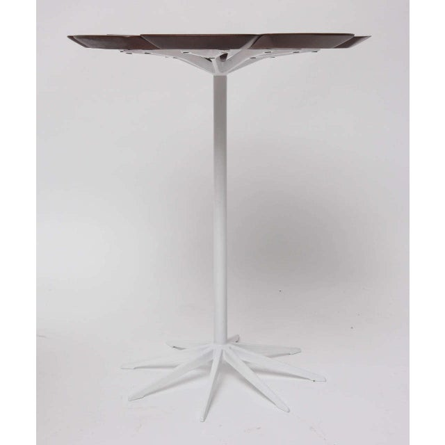 1960s Pair of Richard Schultz Petal Side Tables For Sale - Image 5 of 10