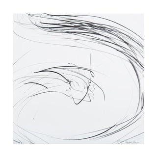 "Jaanika Peerna ""Small Maelstrom (Ref 855)"" Drawing For Sale"