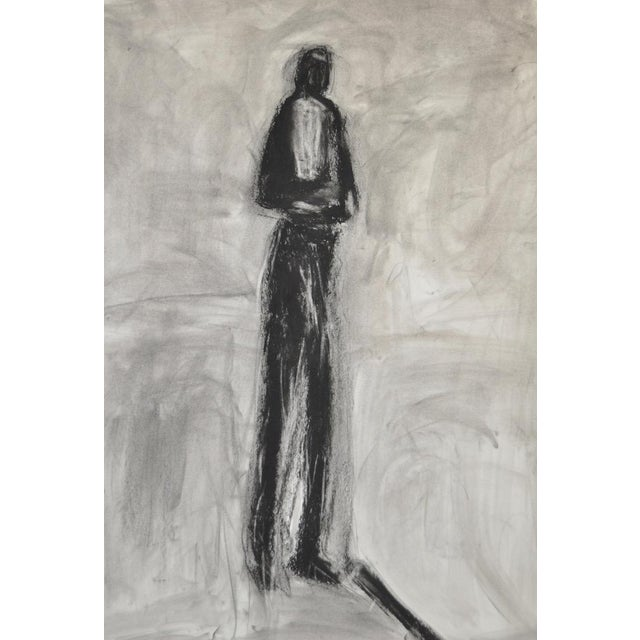 Charcoal & Pastel on Paper by Arthur J. Krakower - Image 3 of 5