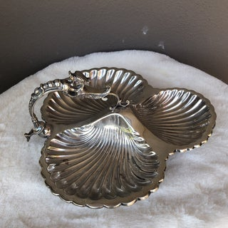 1940s Vintage Mappin and Webb Griffin Serving Dish Preview