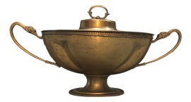 Image of Brass Soup Tureens