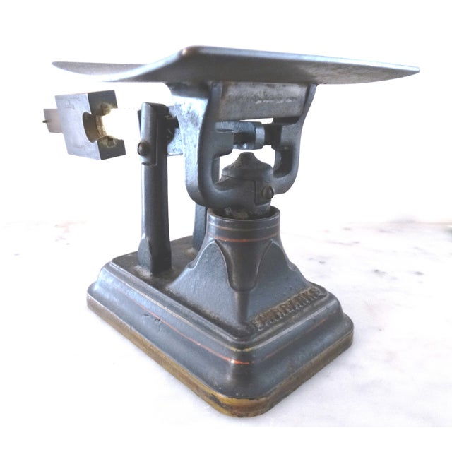 Fairbanks Rotating Beam Postal Scale For Sale - Image 5 of 10