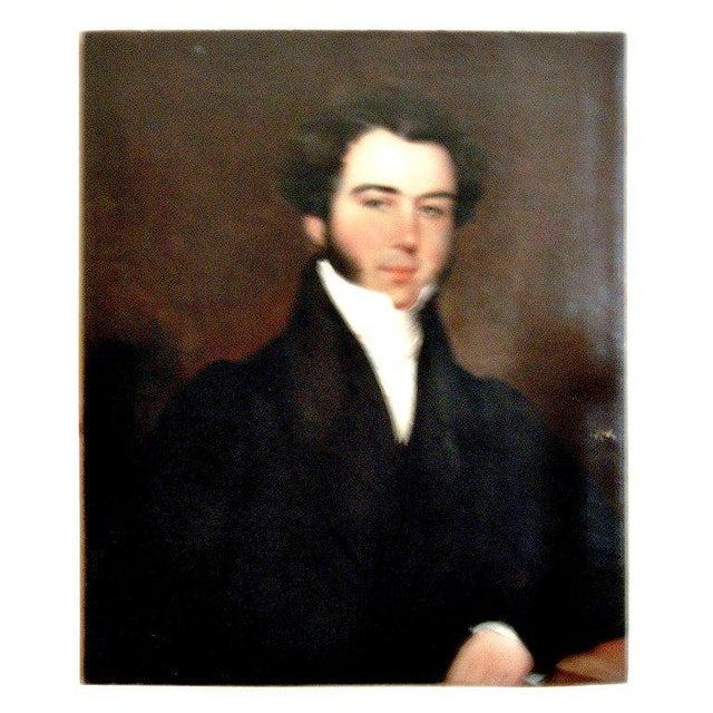Regency Portrait of a Gentleman - Image 3 of 5
