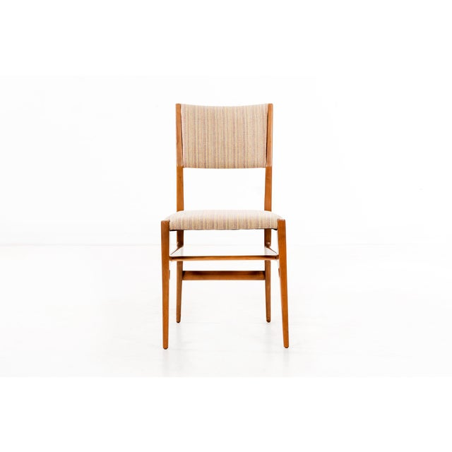 Set of 6 Gio Ponti Dining Chairs For Sale In Los Angeles - Image 6 of 10