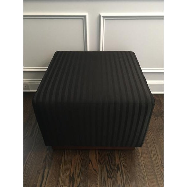 Ralph Lauren Home Modern Hollywood Ottoman - Image 3 of 5