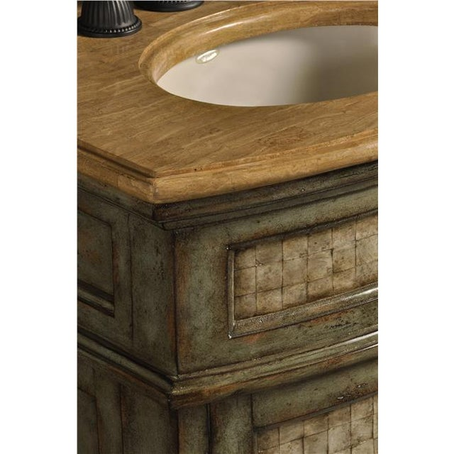 Ambella Home Petite Andalusian Sink Chest - Image 3 of 3