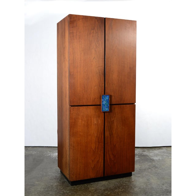 Richard Thompson Stereo Cabinet or Bar by Glenn of California - Image 3 of 11