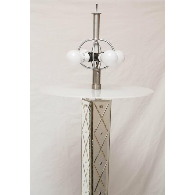 Lovely Philippe Starck Mirror Floor-Lamp from the Delano Hotel South ...