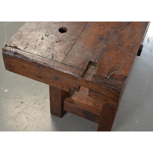 French 19th Century Work Bench For Sale - Image 12 of 13