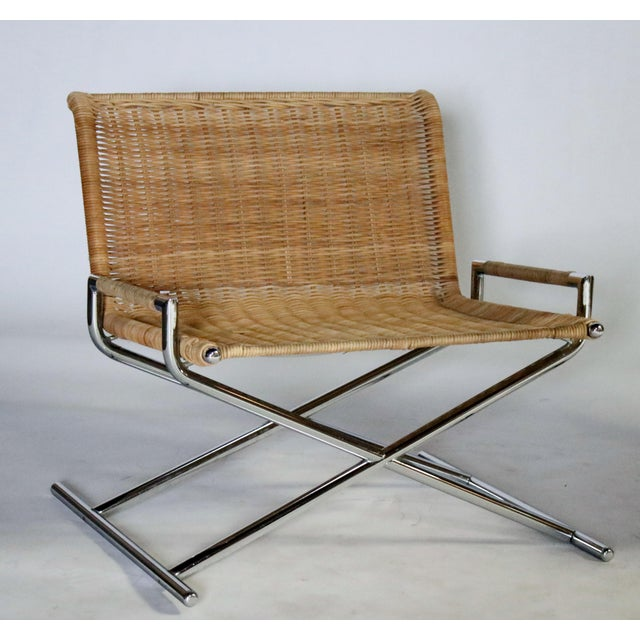 Ward Bennett Brickel Sled Chairs For Sale - Image 9 of 11