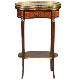 Antique Louis XV-Style Table For Sale