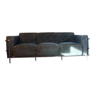 Zuo Modern Lasso Denim Sofa