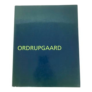 "1993 ""Ordrupgaard Collection"" First Edition 75th Anniversary Museum Art Book For Sale"