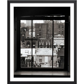 Upper West Side Window View Nyc Photograph For Sale