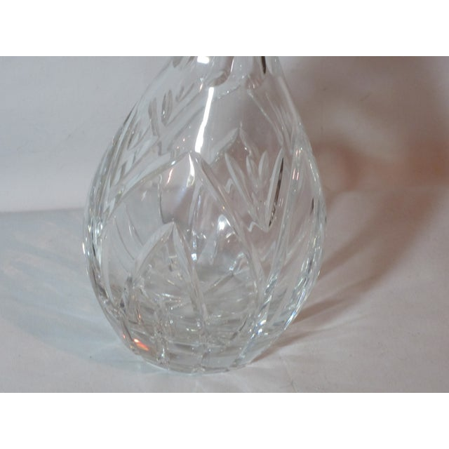 Cut Crystal Whiskey Decanter - Image 5 of 5