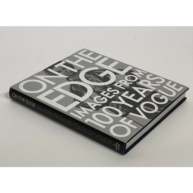"""""""On the edge: Images from 100 Years of Vogue"""" book 1st edition 1992 , hardcover 296 pages. Printed in Milan, Italy. A..."""