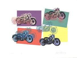 Image of Screen Print Reproduction Prints