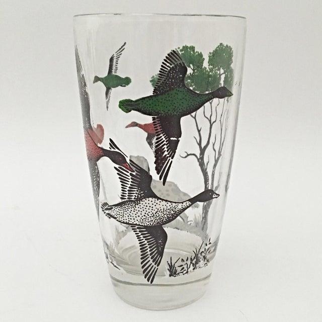 Vintage Game Bird Hunting Highballs - Set of 8 - Image 5 of 7