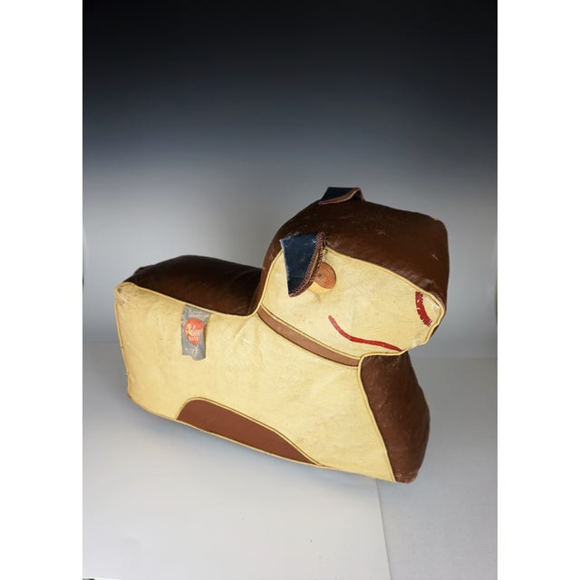 Art Deco Art Deco Dog Footstool Hassock by Relaxon For Sale - Image 3 of 8