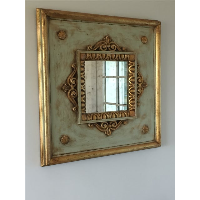 Florentine Mirror by Roma Moulding - Image 4 of 5